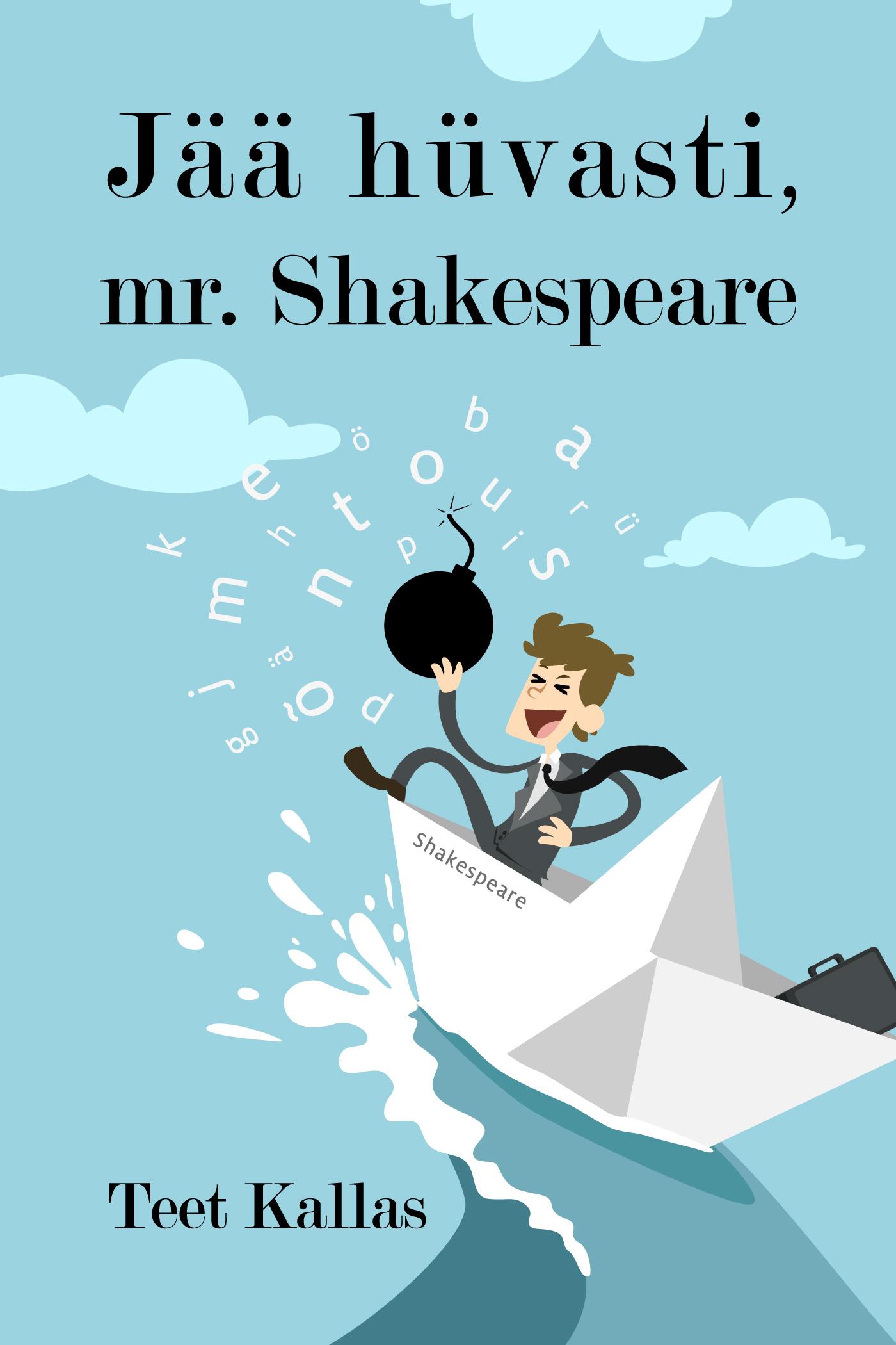 Jää hüvasti, mr. Shakespeare