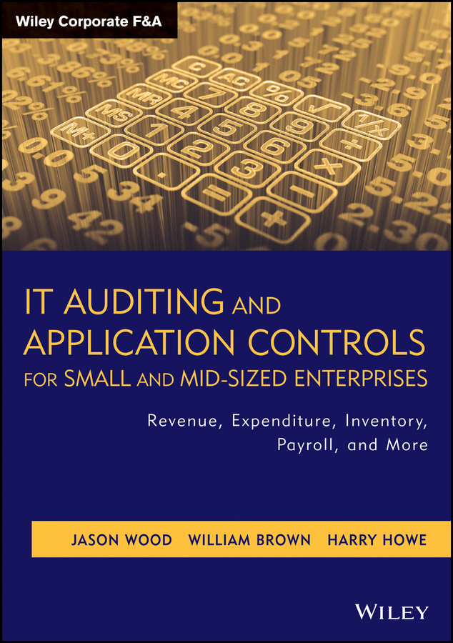 IT Auditing and Application Controls for Small and Mid-Sized Enterprises. Revenue, Expenditure, Inventory, Payroll, and More