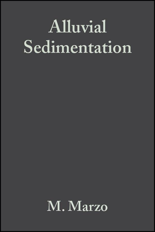 Alluvial Sedimentation (Special Publication 17 of the IAS)