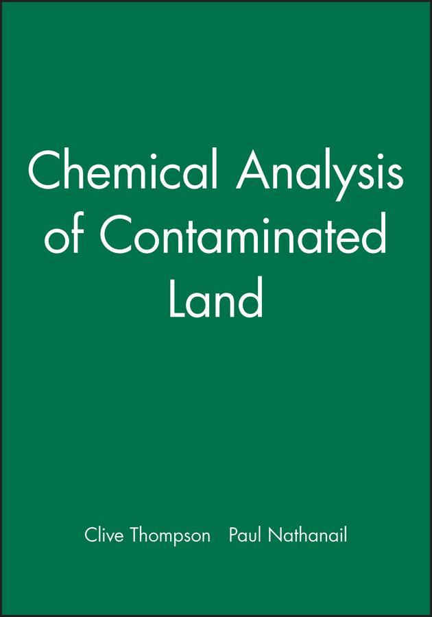 Chemical Analysis of Contaminated Land