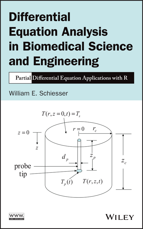 Differential Equation Analysis in Biomedical Science and Engineering. Partial Differential Equation Applications with R