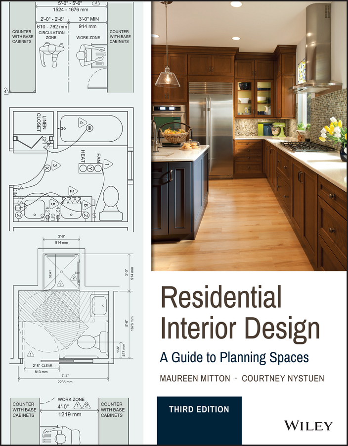 Residential Interior Design. A Guide To Planning Spaces