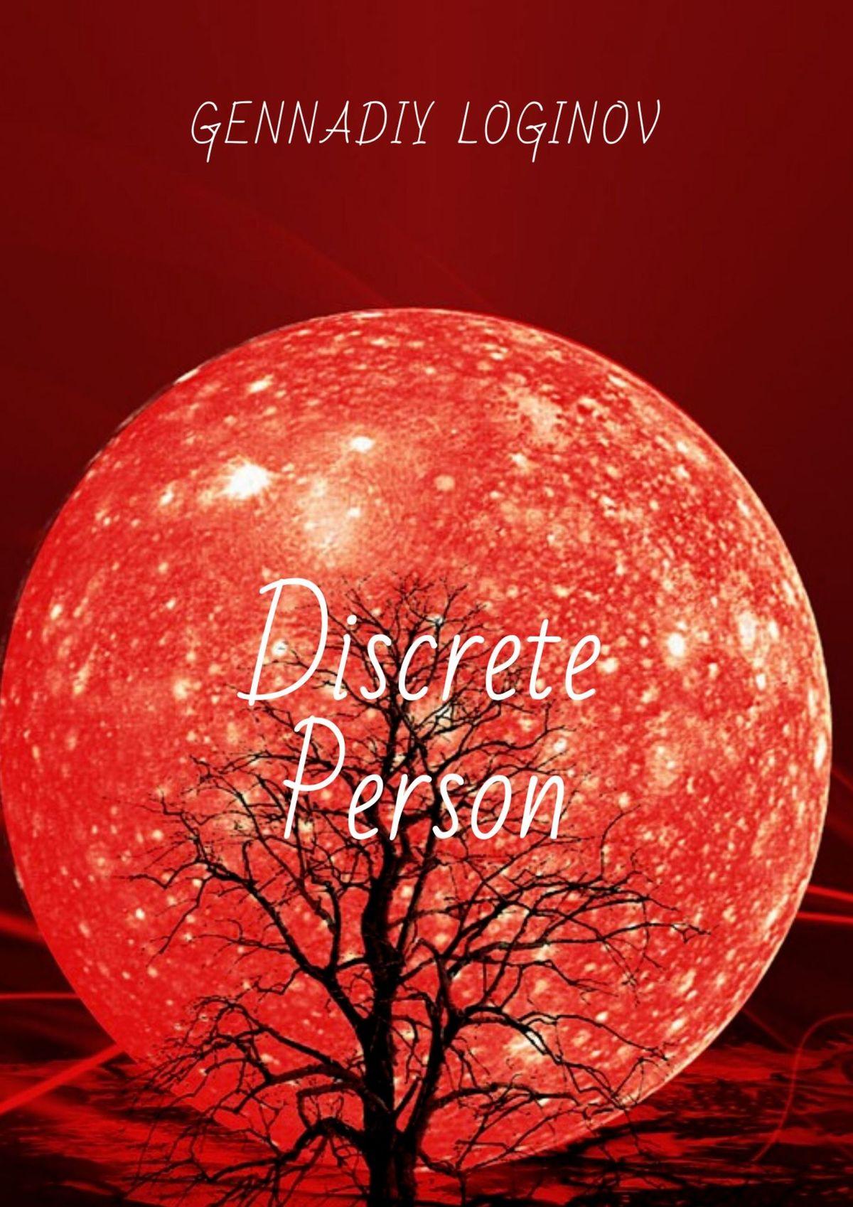 Discrete Person