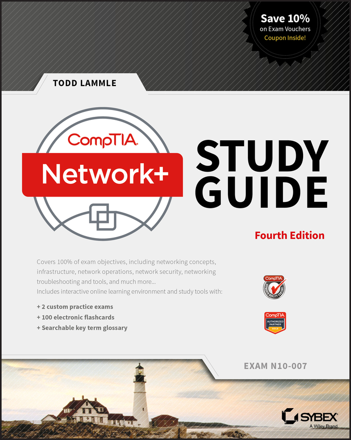 CompTIA Network+ Study Guide. Exam N10-007