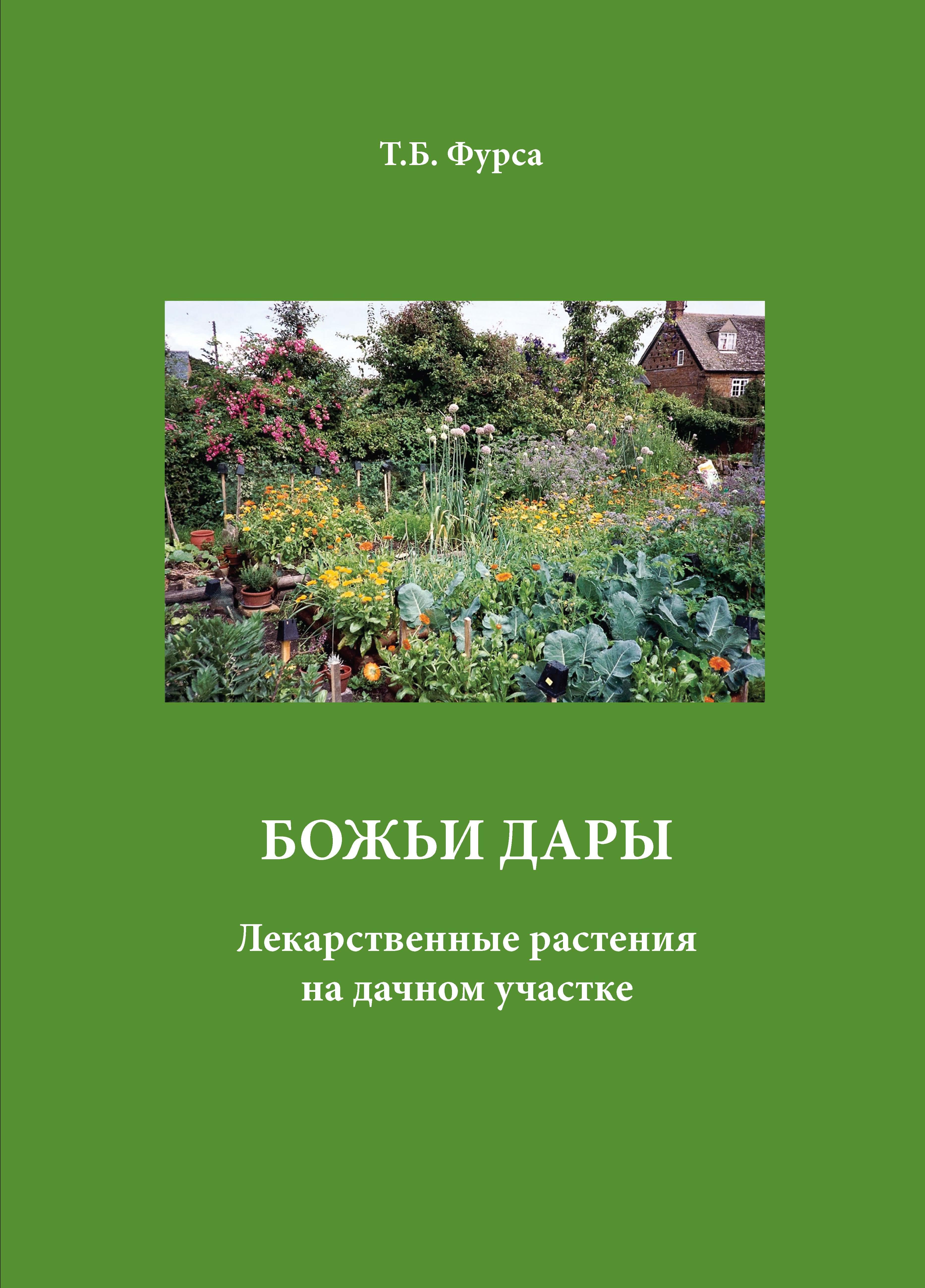 Татьяна Фурса «Божьи дары. Лекарственные растения на дачном участке»