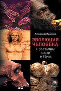 Электронная книга «Обезьяны, кости и гены»