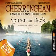 Cherringham - Landluft kann tödlich sein, Folge 11: Spuren an Deck