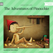 The Adventures of Pinocchio (Unabridged)