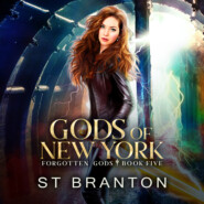 Gods of New York - Forgotten Gods, Book 5 (Unabridged)