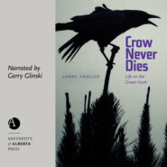 Crow Never Dies - Wayfarer, Book 2 (Unabridged)