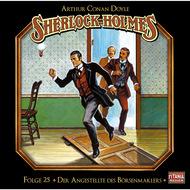 Sherlock Holmes - Die geheimen Fälle des Meisterdetektivs, Folge 25: Der Angestellte des Börsenmaklers