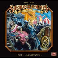 Sherlock Holmes - Die geheimen Fälle des Meisterdetektivs, Folge 5: Die Affenfrau