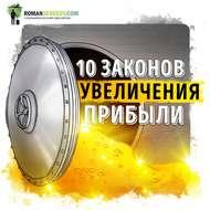 Саммари на книгу «10 Законов увеличения прибыли». Ирина Нарчемашвили