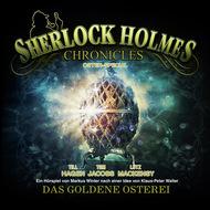 Sherlock Holmes Chronicles, Oster Special: Das goldene Osterei