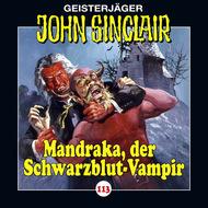 John Sinclair, Folge 113: Mandraka, der Schwarzblut-Vampir