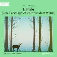 Bambi - Eine Lebensgeschichte aus dem Walde (Ungekürzt)