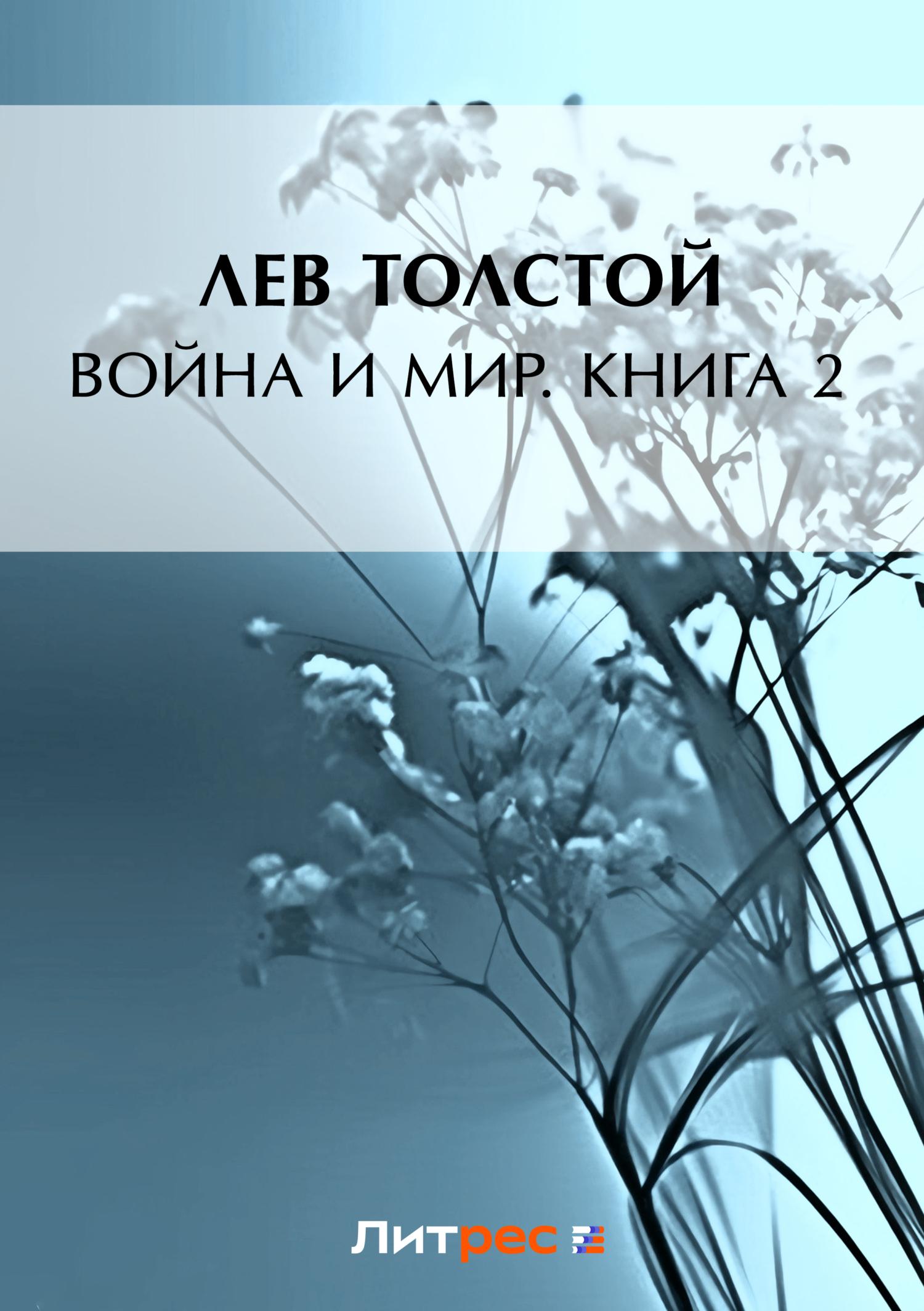 Лев Толстой Война и мир. Книга 2