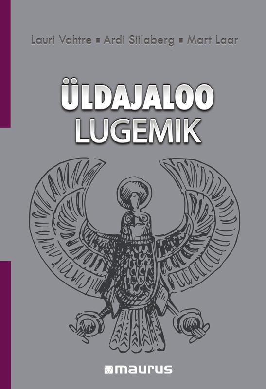 Lauri Vahtre Üldajaloo Lugemik (History Reader) lauri vahtre eesti ajalugu