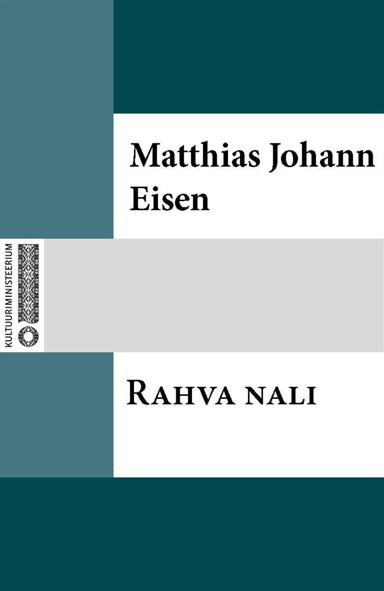 Matthias Johann Eisen Rahva nali