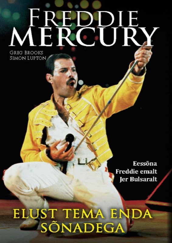 Greg Brooks Freddie Mercury elust tema enda sõnadega aaron edward hotchner armunud hemingway tema enda lugu