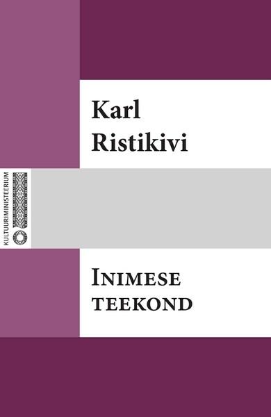 Karl Ristikivi Inimese teekond ivan sergeevich turgenev liigse inimese päevik