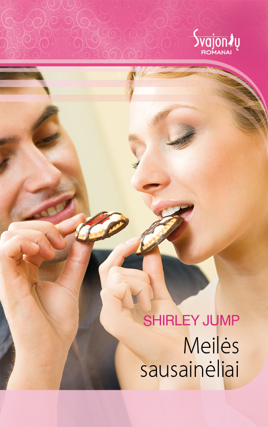 Shirley Jump Meilės sausainėliai emily mckay viskas ko jam reikia