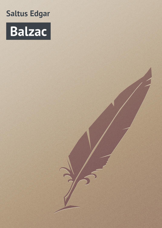 Saltus Edgar Balzac цена