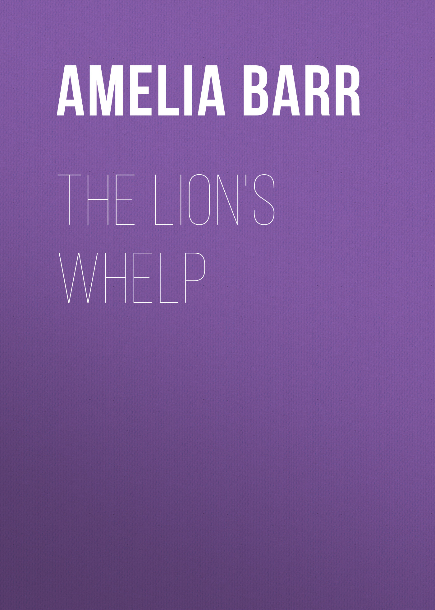 Barr Amelia E. The Lion's Whelp eric barr j valuing pass through entities
