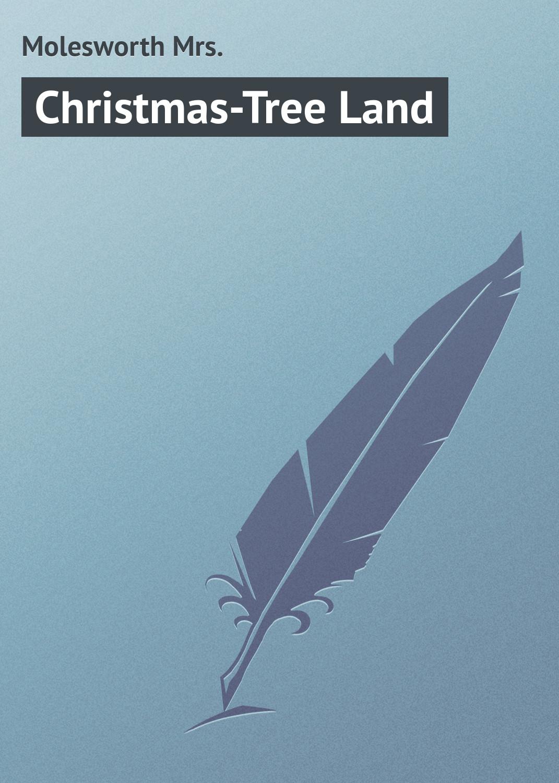 Molesworth Mrs. Christmas-Tree Land removable christmas tree snowflake style wall sticker