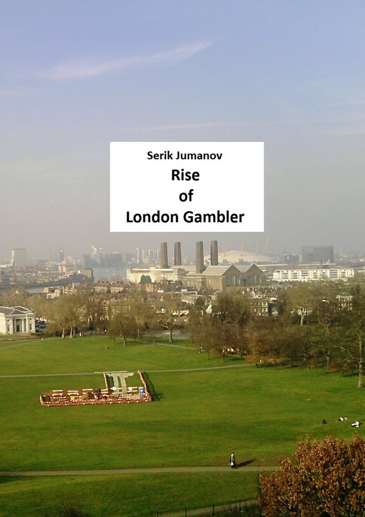 Serik Jumanov Rise of London Gambler. Second edition катушка detech sef wss 13x9 dd для fisher f75