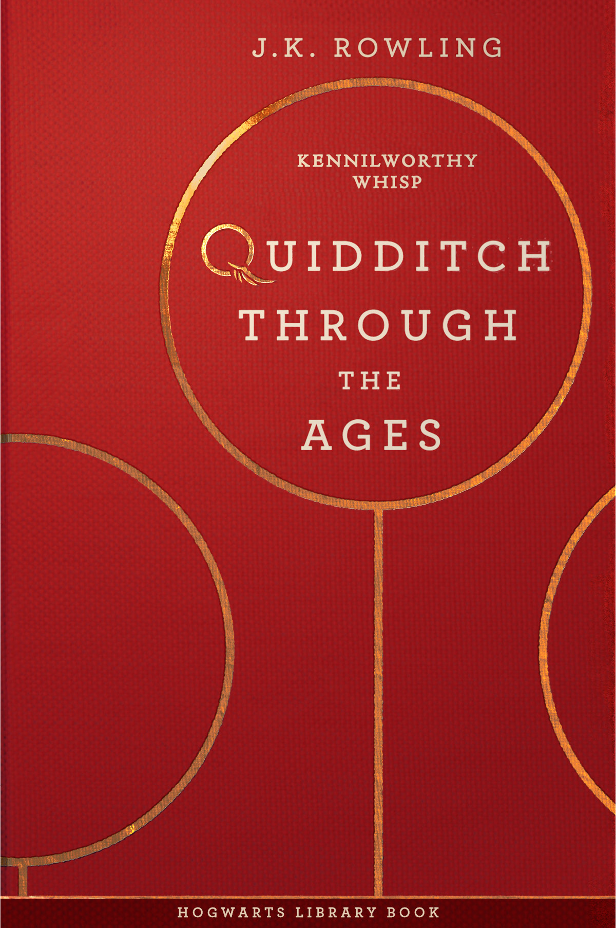 Дж. К. Роулинг Quidditch Through the Ages stories of wizards and witches