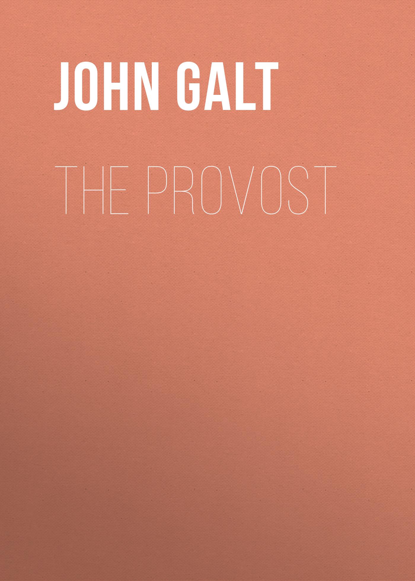 лучшая цена John Galt The Provost