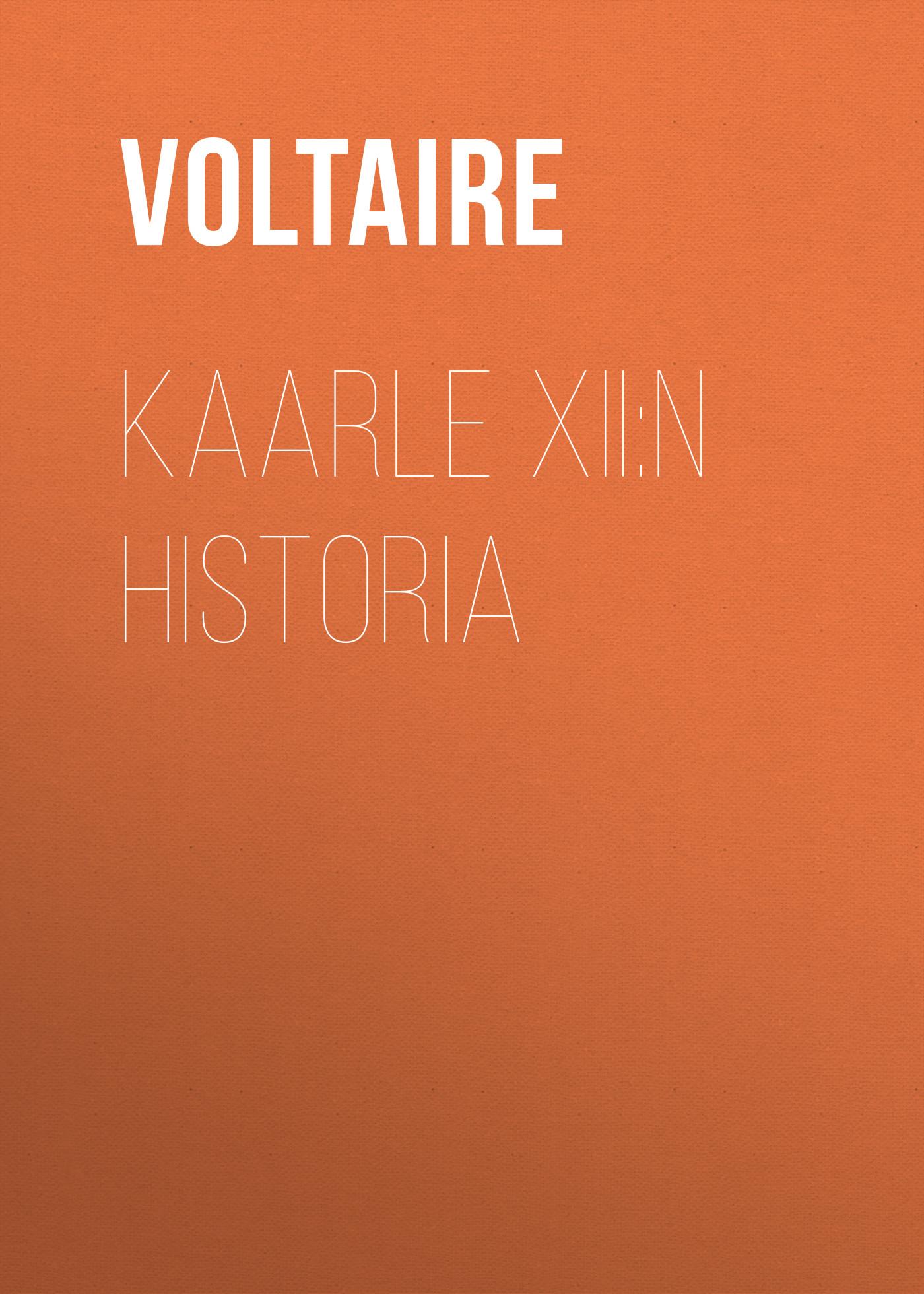 Kaarle XII:n historia