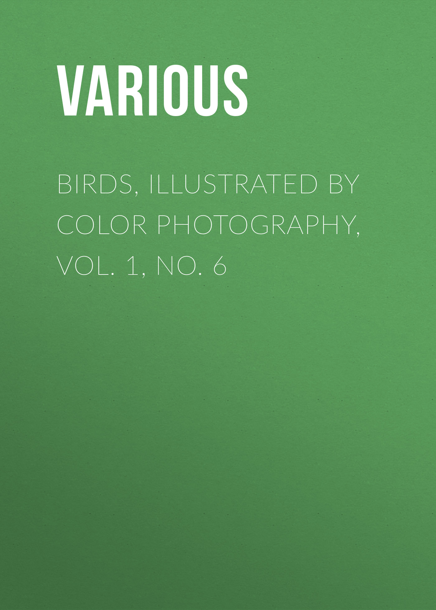 Various Birds, Illustrated by Color Photography, Vol. 1, No. 6 d 6521 dark grey backdrop newborn photography backdrop retro pure color pet photography backgrounds 4x6ft 1 25x2m