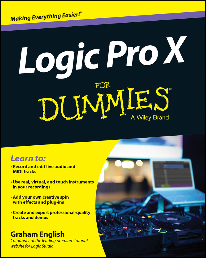 Graham English Logic Pro X For Dummies aarp navigating your later years for dummies