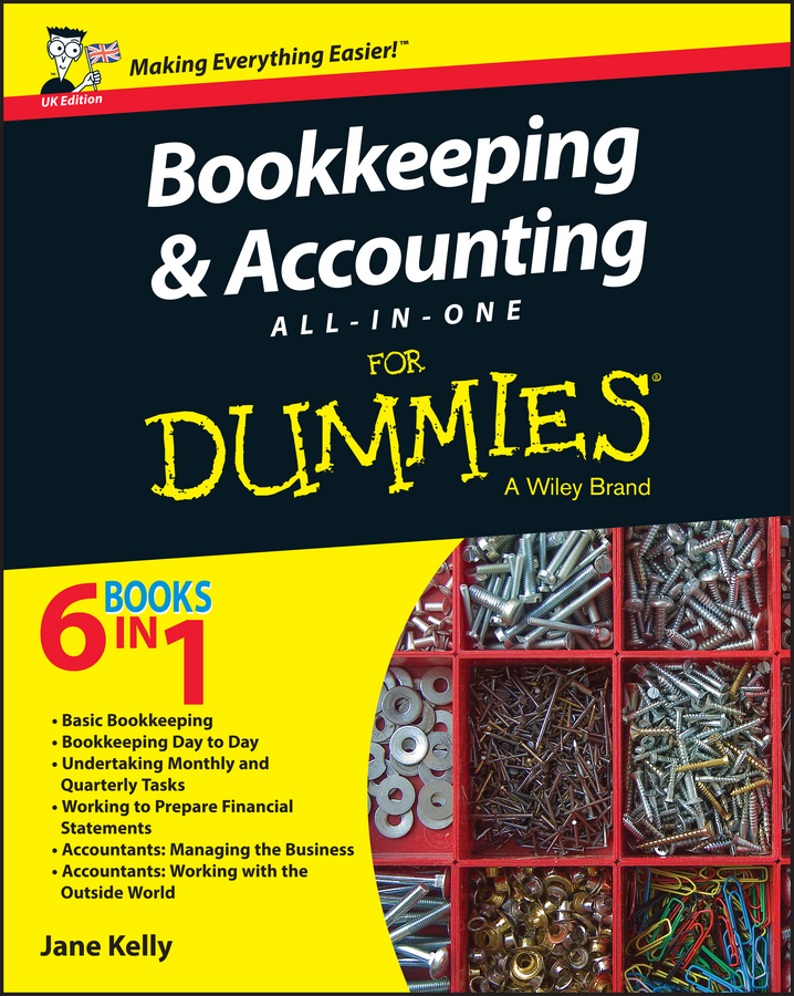 Jane Kelly E. Bookkeeping and Accounting All-in-One For Dummies - UK лонгслив printio christmas tree