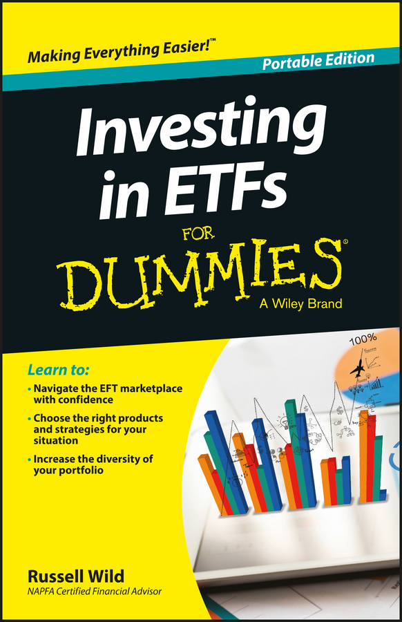 Russell Wild Investing in ETFs For Dummies russell wild exchange traded funds for dummies