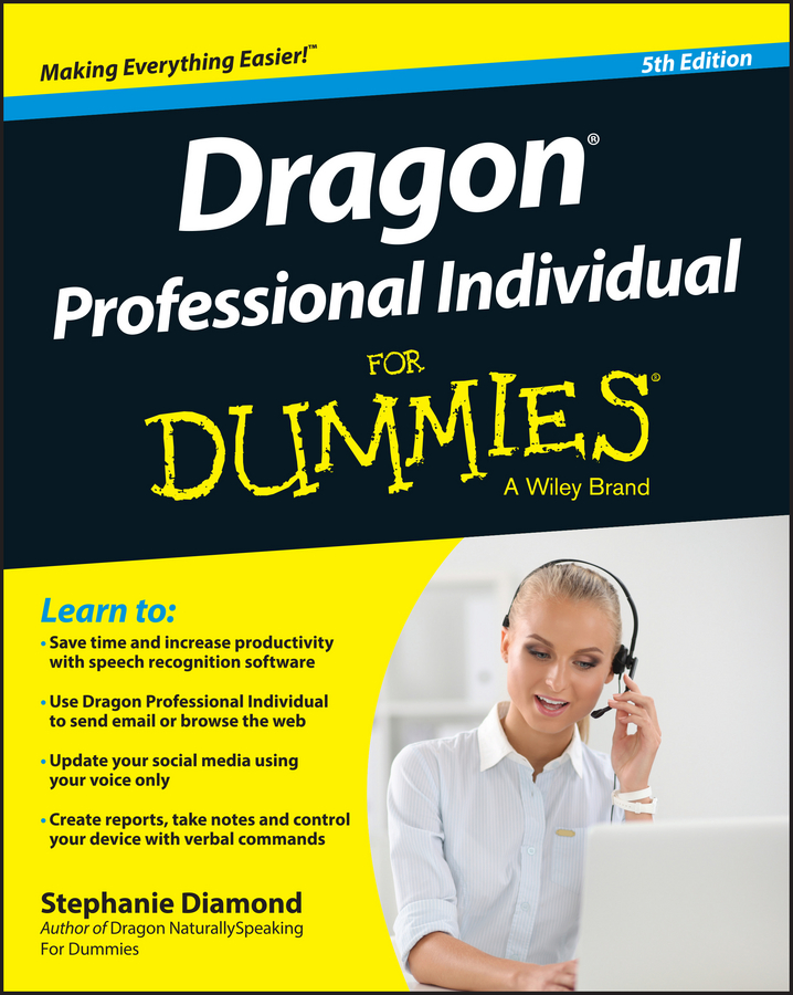 Stephanie Diamond Dragon Professional Individual For Dummies [readstar] speak recognition voice recognition module v3 1