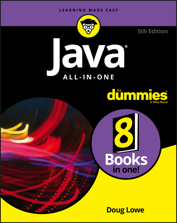 Doug Lowe Java All-in-One For Dummies java for novice programmers