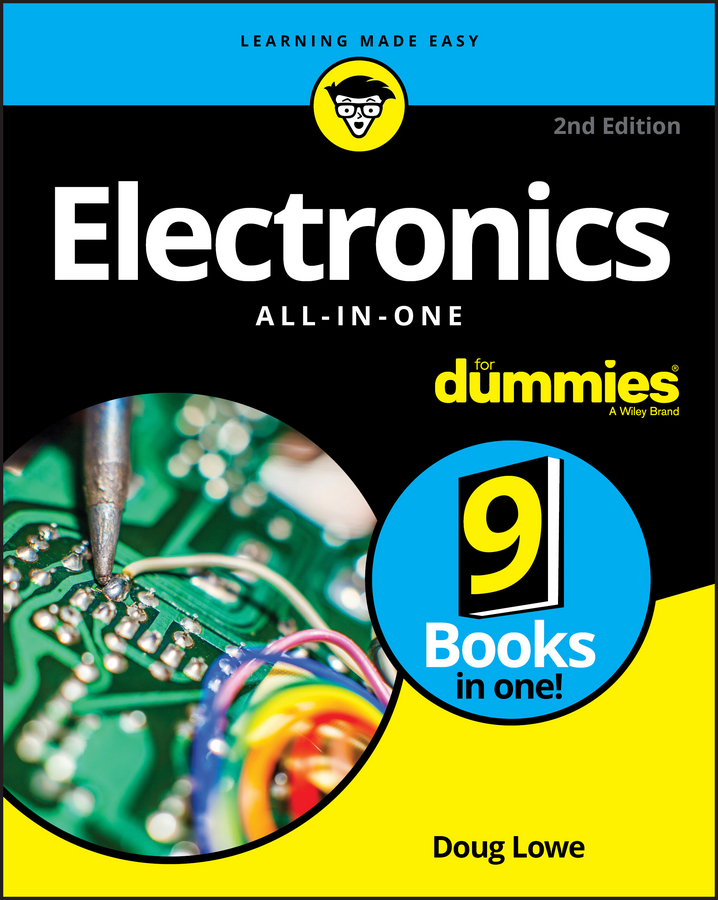 Doug Lowe Electronics All-in-One For Dummies 10pcs lot msp430g2553irhb32r msp430g2553 qfn original ic electronics