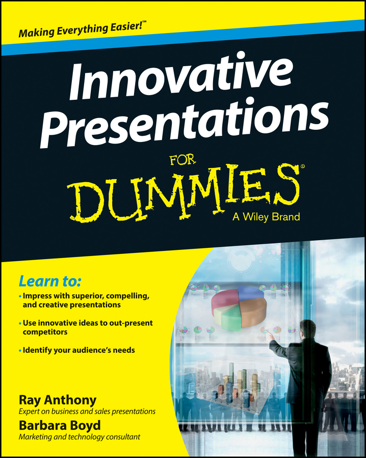 Barbara Boyd Innovative Presentations For Dummies