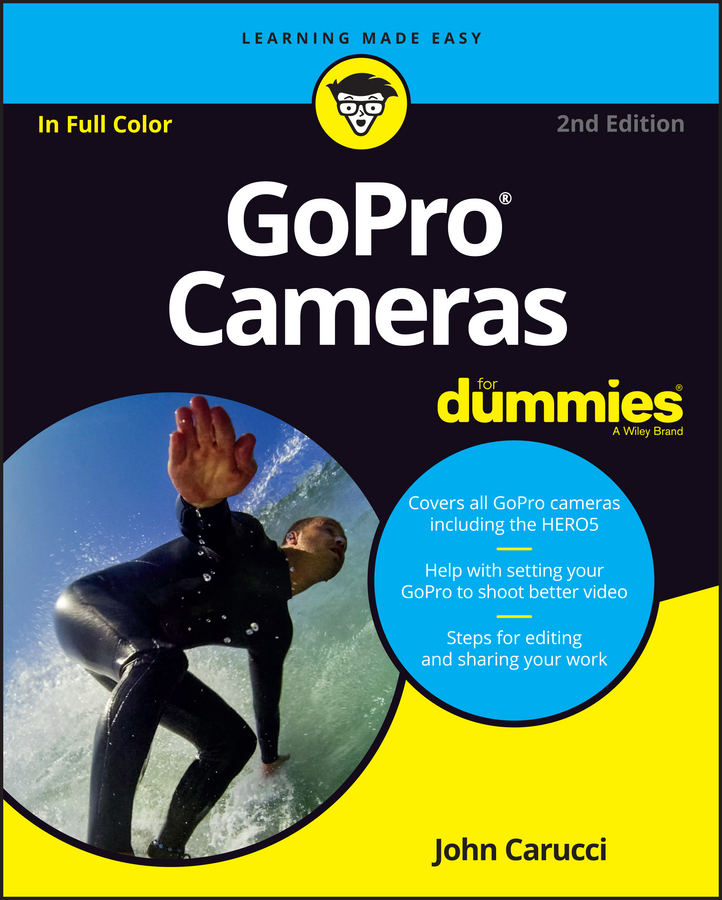John Carucci GoPro Cameras For Dummies