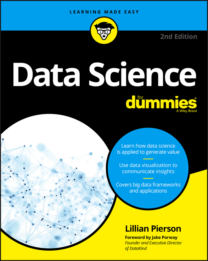 Lillian Pierson Data Science For Dummies alan anderson statistics for big data for dummies