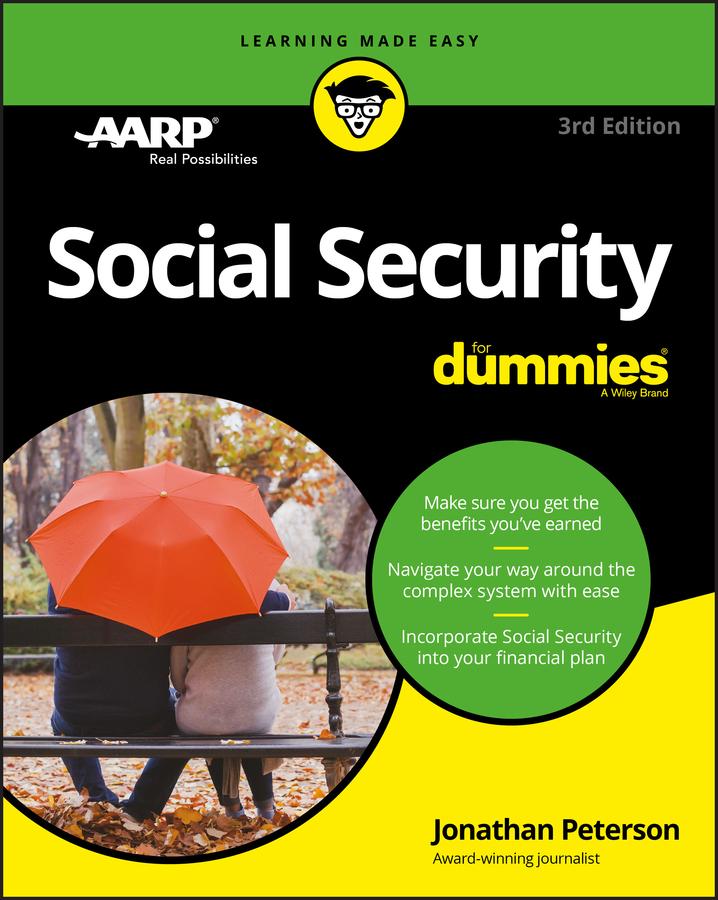 цены на Jonathan Peterson Social Security For Dummies в интернет-магазинах