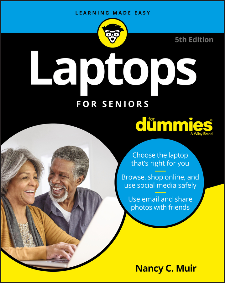 Nancy Muir C. Laptops For Seniors For Dummies marksojd