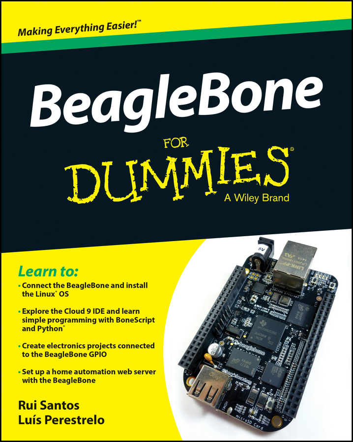 Rui Santos BeagleBone For Dummies блуза maurini блуза