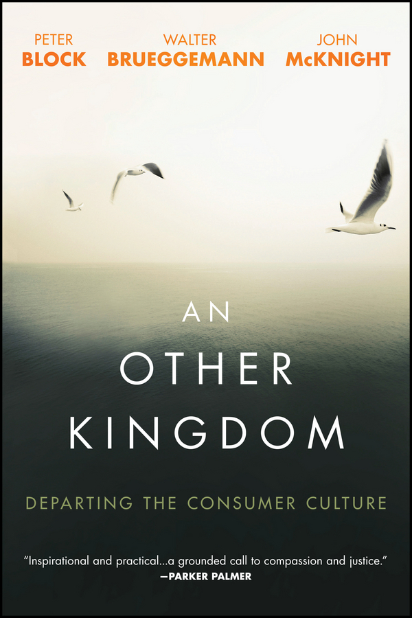 Peter Block An Other Kingdom. Departing the Consumer Culture bauman zygmunt culture in a liquid modern world
