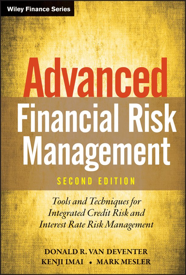 Фото - Kenji Imai Advanced Financial Risk Management. Tools and Techniques for Integrated Credit Risk and Interest Rate Risk Management neale blackwood advanced excel reporting for management accountants isbn 9781118658185