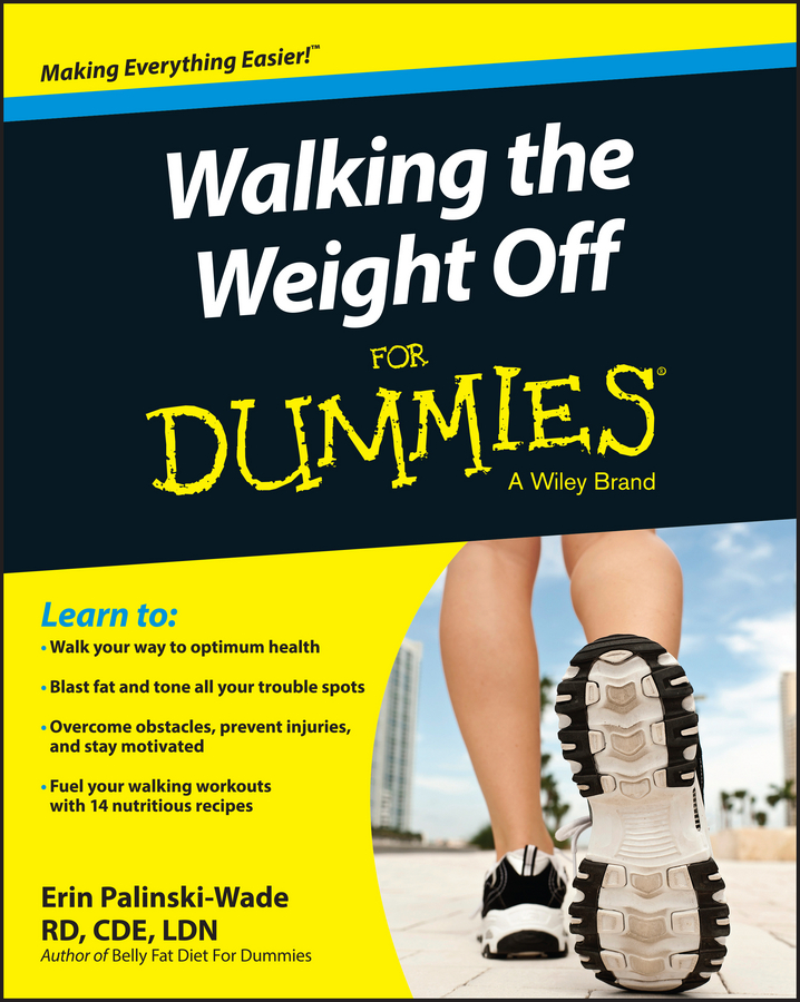 Erin Palinski-Wade Walking the Weight Off For Dummies do not rebound physical fat burning beauty care abdomen belly slimming belt burning weight loss body massage detox pink