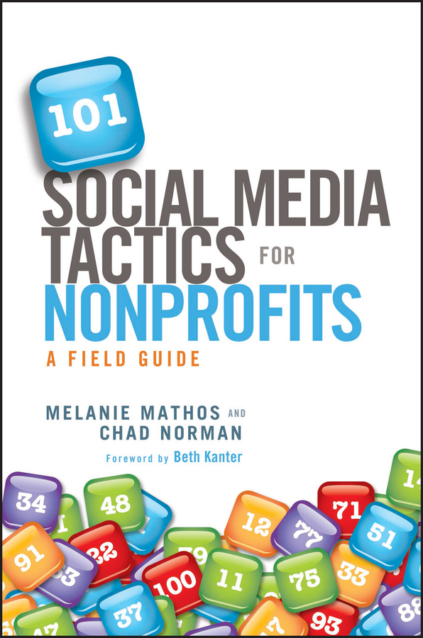 Beth Kanter 101 Social Media Tactics for Nonprofits. A Field Guide promotion mix strategies of icam through social media